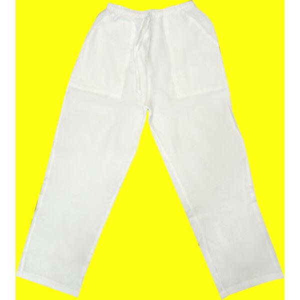 Fehér nadrág több méret!