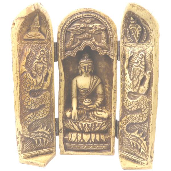 Buddha oltár