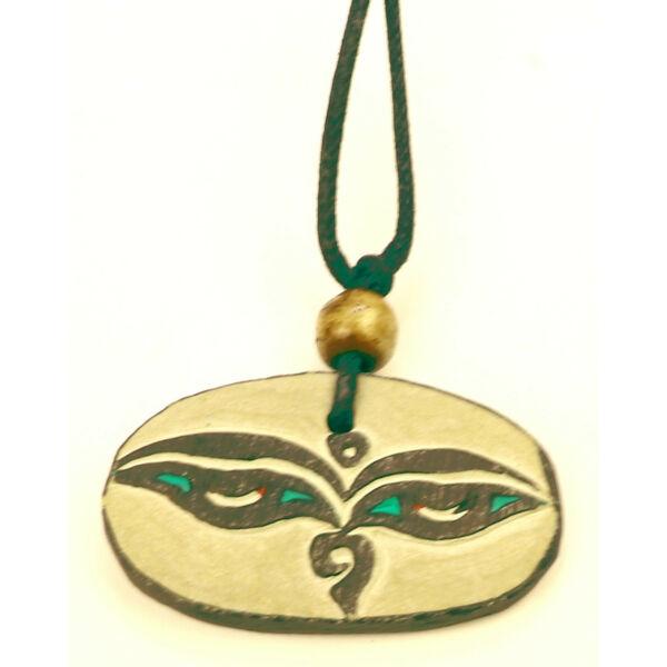 Buddha szeme medál