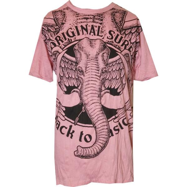 SURE Elefánt rózsaszín L