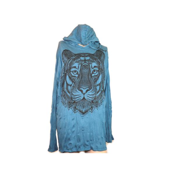 Sure oroszlán kap. kék XL