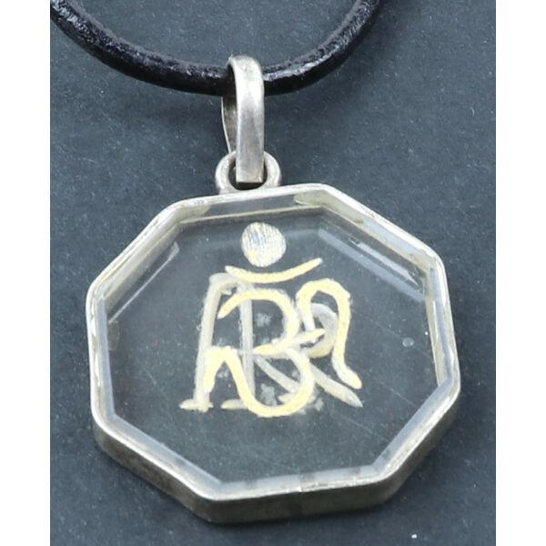 OM amulett medál 3