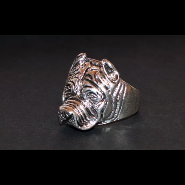 Forma gyűrű kutya