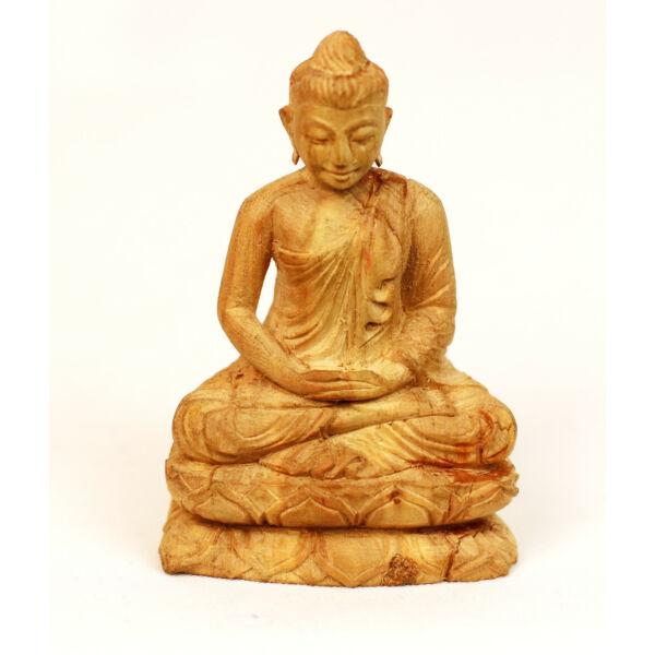 Szantál Buddha szobor 2