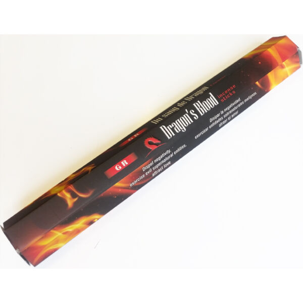 Sárkányvér füstölő - GR