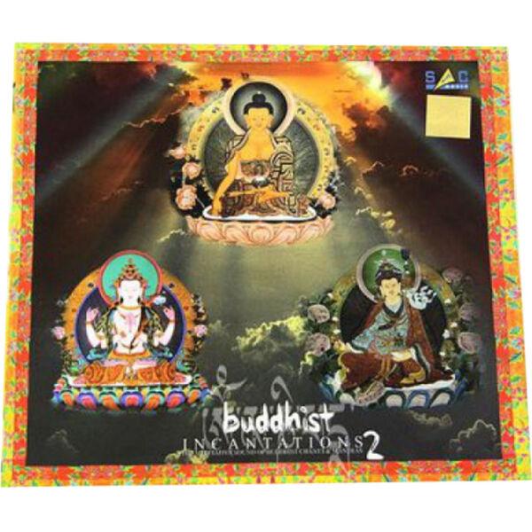 Buddhist incantations 2.