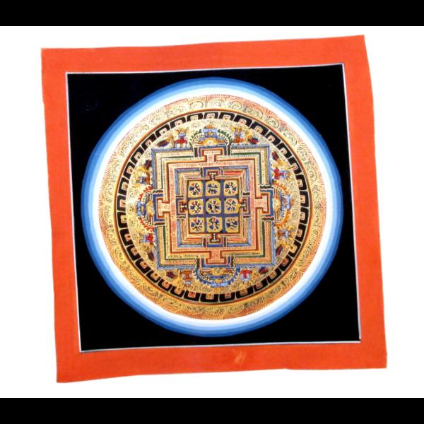 Tibeti mandala P