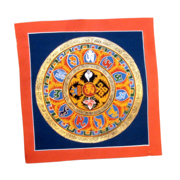 Tibeti mandala N
