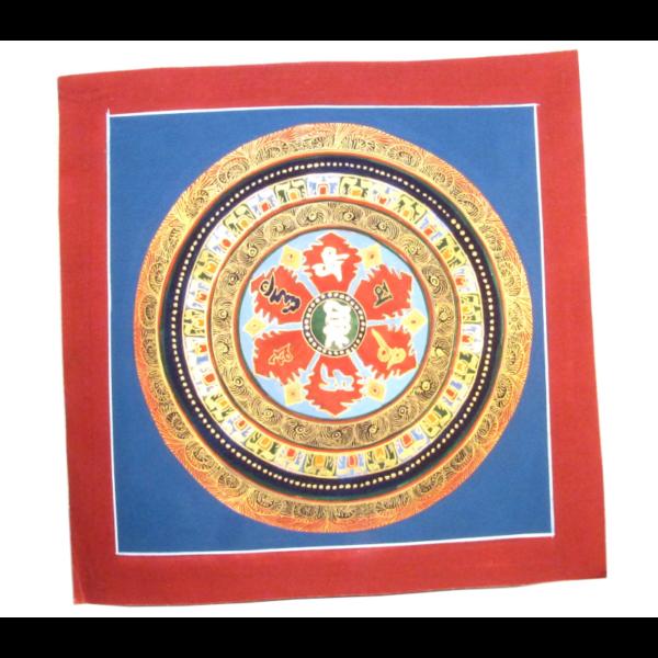 Tibeti mandala K