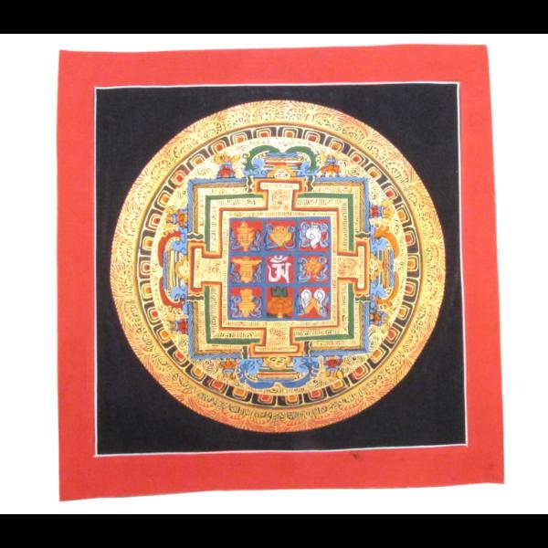 Tibeti mandala J