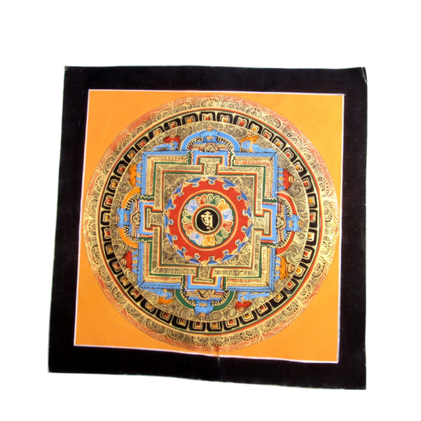 Tibeti mandala C