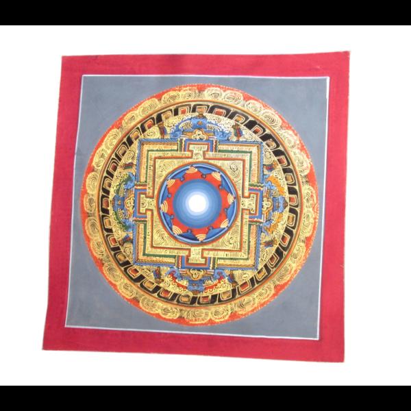 Tibeti mandala A