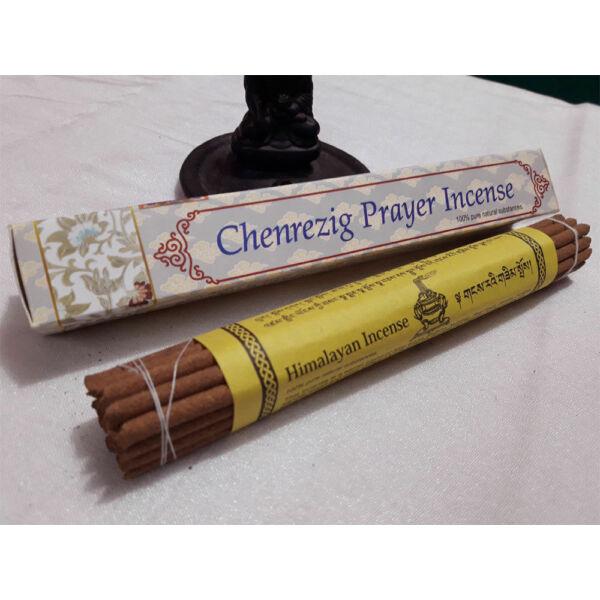 Csenrézi prayer incense