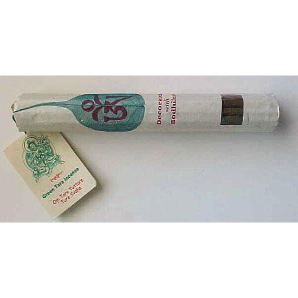 Bodhileaf  Zöld Tara füstölő
