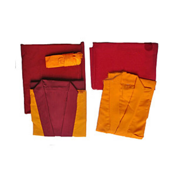 Buddhista szerzetesi ruha RENDELÉSRE!