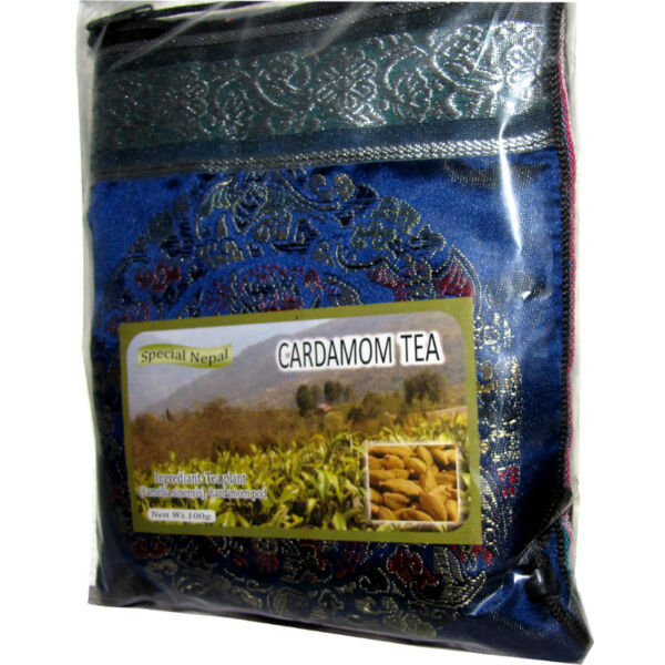Cardamom tea 100 gr.