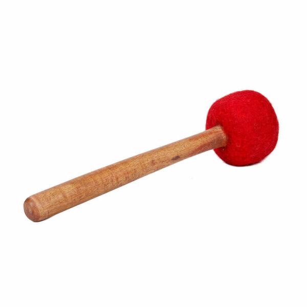 Gong ütő gömbölyű 28