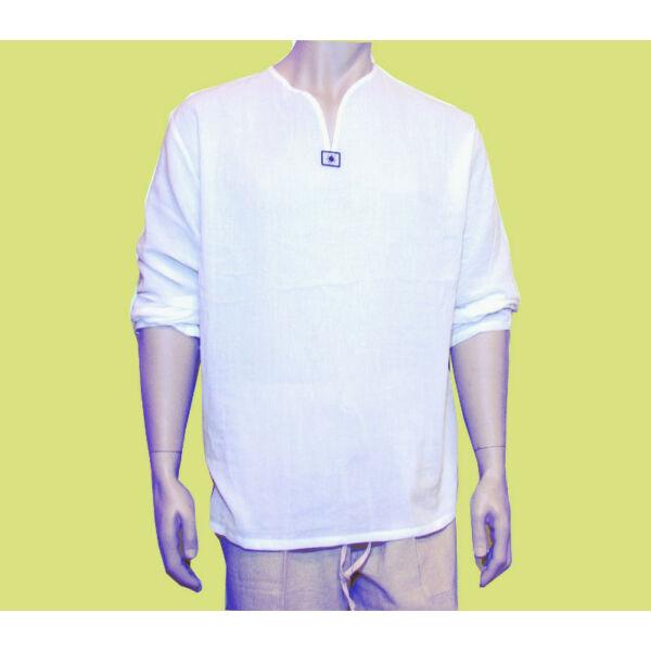 Pamut ing fehér