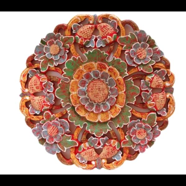 Mandala lótusz 50 cm