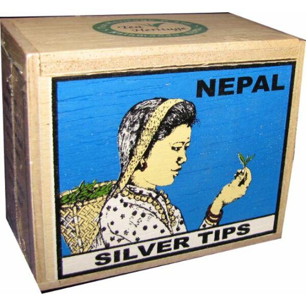 Silver Tips -Fehér tea-