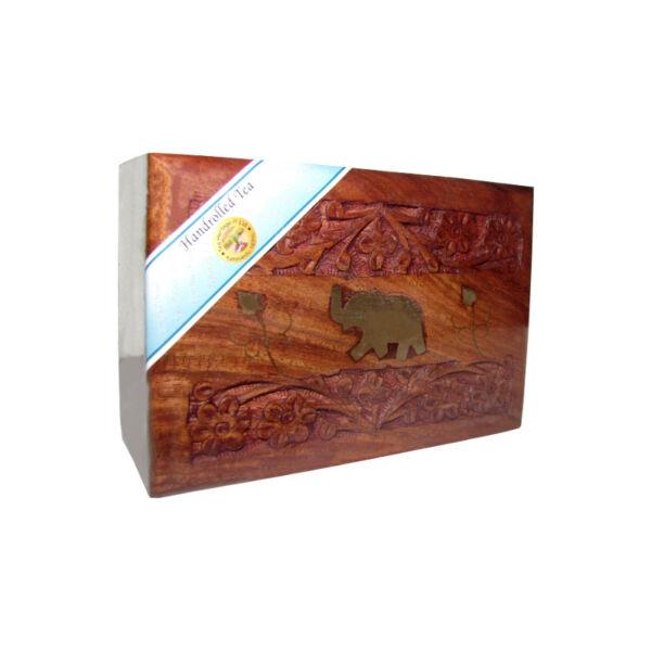 Handrolled Tea fa dobozban 50gr.
