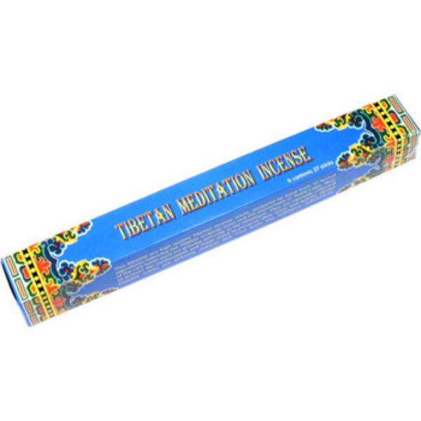 Tibeti meditációs füstölő