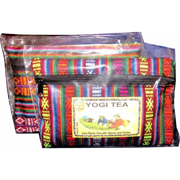Yogi tea  50 gr. brokátban