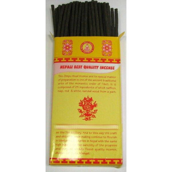 Nepáli best quality incense gyógynövényes füstölő
