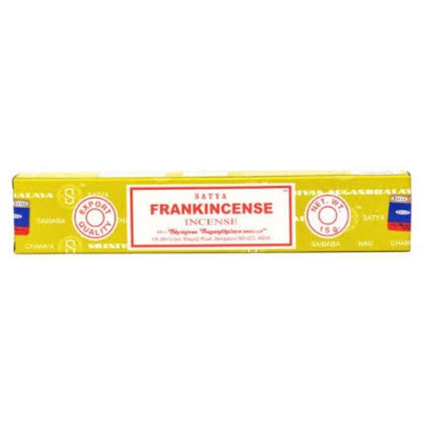 Satya Frankincense / tömjén/ füstölő