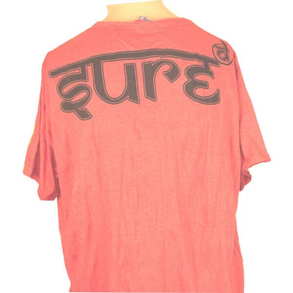 SURE Ganesha piros XL