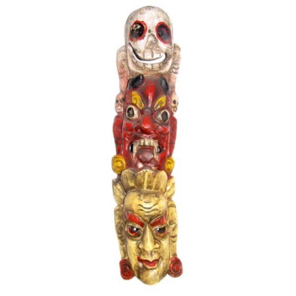 Buddha maszk festett 6_product