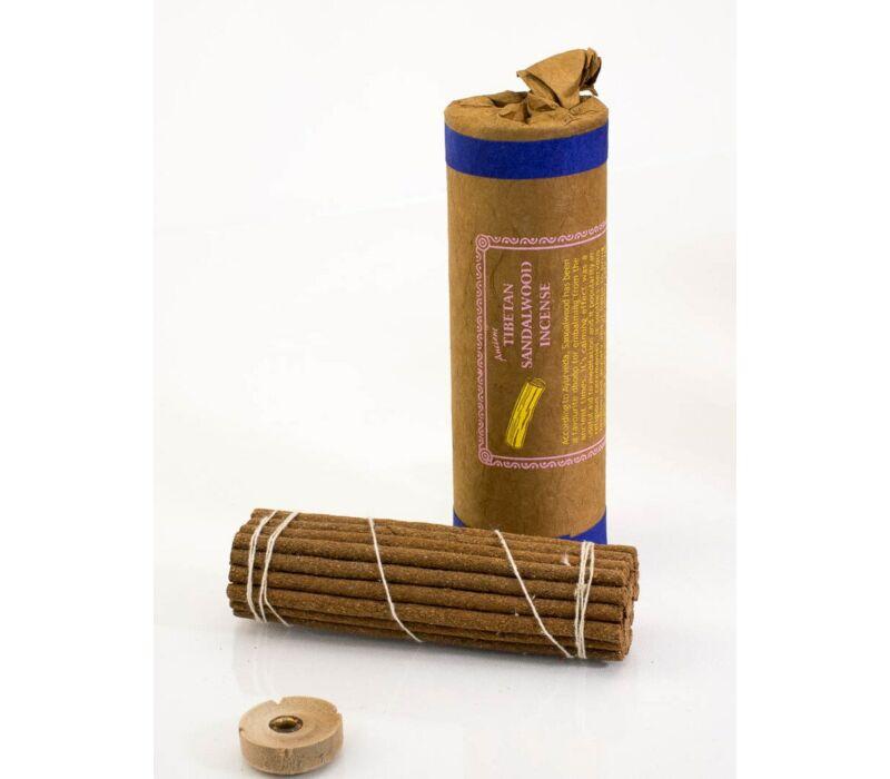 Tibeti szantálfa füstölő