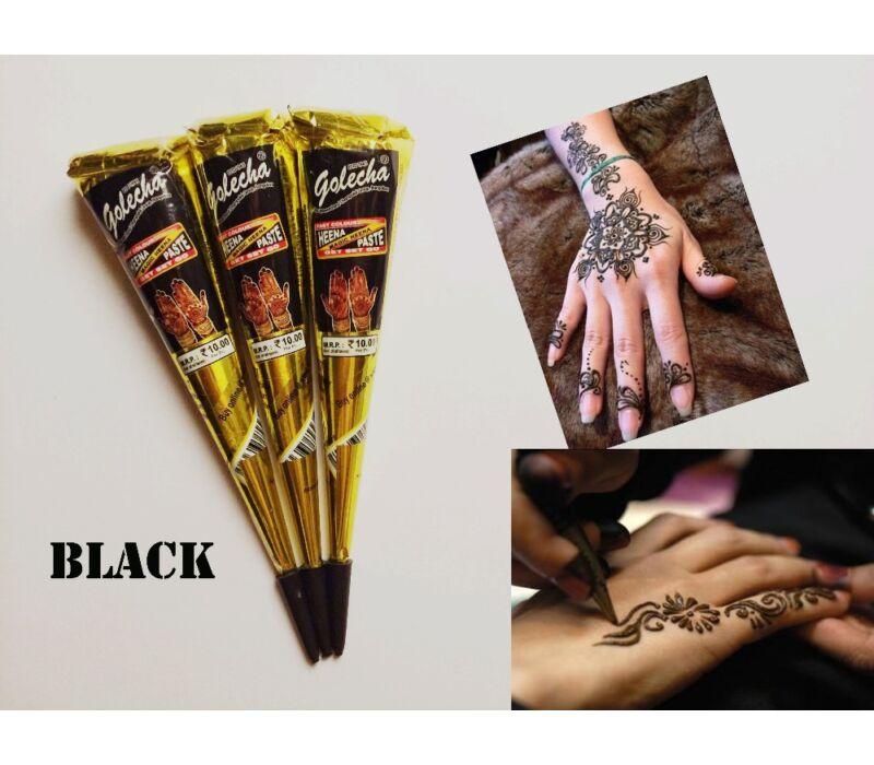 A gyors henna fekete indiai